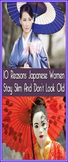 10 Reasons why Japanese Women Age Slowly Healthy Tips, Healthy Skin, Healthy Recipes, Stay Healthy, Healthy Foods, Healthy Detox, Healthy Habits, Healthy Drinks, Natural Skin Care