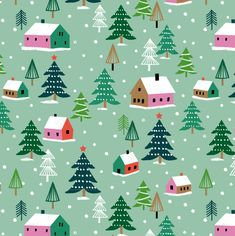 wendy kendall designs – freelance surface pattern designer » christmas 2018 part 2