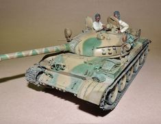 "Ed Okun ""Modeling Military History"": Egyptian in 1973 Yom Kippur War/ Trumpeter Maquette Revell, October War, War Of Attrition, T 62, Yom Kippur, Armies, Military History, Egyptian, Modeling"