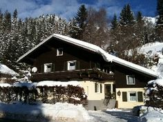 Chalet in Leogang, (Leogang) - Self-catering apartment with Garden in Leogang , sleeps 6 | HomeAway