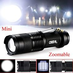Modest Super Cree Q5 1200lm Camping Led Tactical Flashlight Power Torch Lamp Bright Light Aaa Lights & Lighting