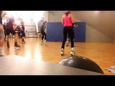 Kangoo Jumps full træning Denmark - YouTube