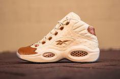 90a7262be47b3 Swedish collaboration powerhouse Sneakersnstuff is very familiar with the  iconic Reebok Question — it has blessed the silhouette with unique looks  many ...
