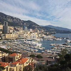 #Rocher Monte-carlo Monaco #montecarlo #monaco #france #portoHercole #Formula1 #ancorainviaggio #bday #sun #sole #mare #costaazzurra #picsoftheday by fafabietto from #Montecarlo #Monaco