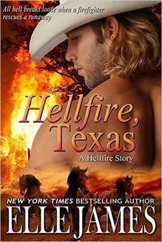 "RomanceReader: Review: ""Hellfire, TX"" (part of the 12-Alarm Cowbo..."