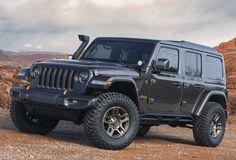 Jeep J-Wagon Concept (JL) '03.2018