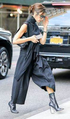 The 8 Most Important Fashion Rules We've Learned From Victoria Beckham.