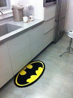 Batman Rug