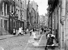 De Peperstraat 1910