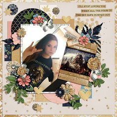 Kit: In the stars by Amber Shaw  Template: Bubblegum 1 by Miss Mel
