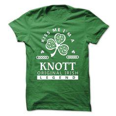 KNOTT - KISS ME IM TEAM - #boyfriend gift #thoughtful gift. FASTER => https://www.sunfrog.com/Valentines/-KNOTT--KISS-ME-IM-TEAM.html?id=60505