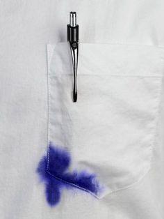 Leche, limón y amoníaco serán tu salvación cuando ese bolígrafo mal tapado arruine tu vestido favorito...