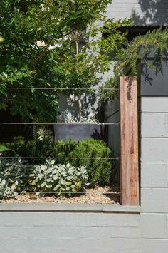 Peter Fudge garden-fence-apr15