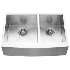 Double Farm Sinks for Kitchens Prices | Home >> Kitchen Sinks >> Stainless Steel Kitchen Sinks