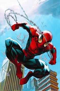 #Spiderman #MarvelComics