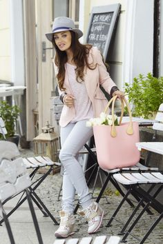 O Bag campaign O Bag, Cute Outfits, Actresses, Model, How To Wear, Fashion, Pretty Outfits, Female Actresses, Moda