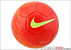 Nike Mercurial Fade Soccer Ball - Orange...$17.99