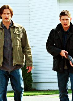 Winchester Bros. #Superantural