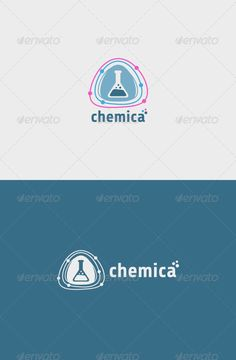 Chemica Logo - Objects Logo Templates