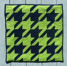 One of the (many) things on my to do list is quilt my Tula Pink ... : tula pink houndstooth quilt pattern - Adamdwight.com