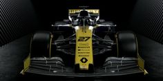 RENAULT RS19 - 2019 Formula 1, Racing, Car, Automobile, Auto Racing, Lace, Vehicles, Cars