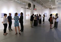 MÉNAGE Reception at PROTO Gallery