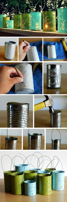 Adorable. Make these and hang them in the trees for Tess' birthday party!
