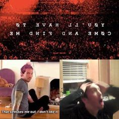 ME Emo Bands, Music Bands, Music Stuff, My Music, Dj Spooky, Screamo, Tyler And Josh, Stressed Out, Staying Alive