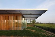 Galeria - Pavilhão Harvest / Vector Architects - 9