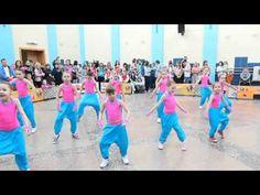 "Фиеста дети танецуют ""хип хоп"" диско "" - YouTube"