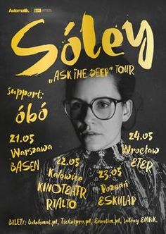 Sóley / Basen (Warszawa) / 21 V