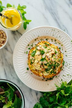 This whole roasted cauliflower is slathered with the most delicious turmeric-spiced yogurt! You're going to love it. The recipe comes from new cookbook, Love and Lemons Everyday. Whole Roasted Cauliflower, Cauliflower Recipes, Turmeric Cauliflower, Vegan Cauliflower, Turmeric Spice, Vegetarian Recipes, Healthy Recipes, Going Vegetarian, Side Recipes