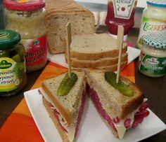 Las Recetas de Marichu.... y las mias: N.Y. Deli Sandwich (Reuben Sandwich)