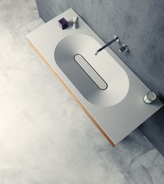 37 Enchanting Sink Design Ideas That Inspiring In This Year Modern Bathroom, Small Bathroom, Master Bathroom, Bathroom Inspo, Living Room Styles, Sink Design, Bathroom Interior Design, Fashion Room, Modern Minimalist
