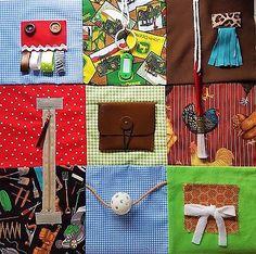 Busy-fidget-Activity-blanket-Dementia-Stroke-Alzheimer-039-s-Aspergers-Autism