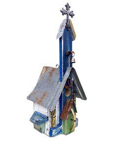 Church Birdhouses- Medium #birdhouses