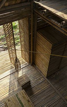 6 | A Bamboo House That Weathers Storms | Co.Design | business + design