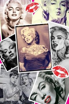 Much love to ya MM Marilyn Monroe Tattoo, Marilyn Monroe Kunst, Marilyn Monroe Wallpaper, Marilyn Monroe Drawing, Marilyn Monroe And Audrey Hepburn, Marilyn Monroe Pop Art, Marilyn Monroe Quotes, Marilyn Manson, Pop Art Marilyn