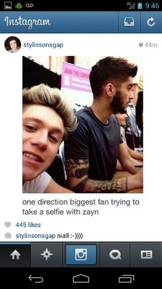One of many reasons why you gotta love niall