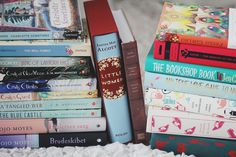 paperbackcastles: November book haul.  | prettybooks