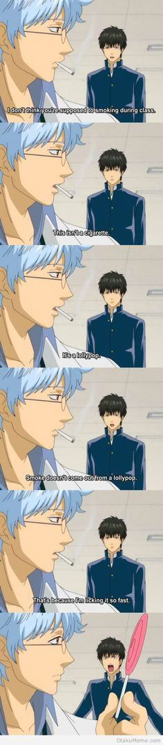 Gintama Lollipop
