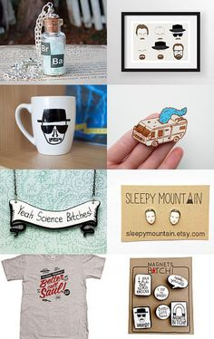 Breaking Bad on Etsy