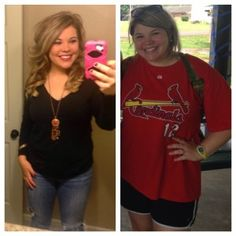 72 Pounds Lost: I was tired of giving up! - read more weight loss stories…