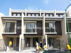 Philippine townhouse interior design inc house plans for 8 unit apartment building for sale