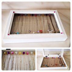 My DIY #2 ~ Jewelry box