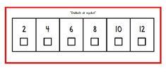 Addition (Lilla Plus) – Montessoriinspirerad matematik Montessori, Teacher, Education, Math, Parents, Bra, Index Cards, Dads, Brassiere