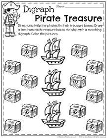 First Grade Summer Worksheets | First Grade Activities