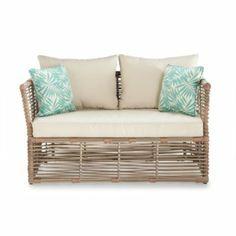 wholeHome CONTEMPORARY(TM/MC) Las Palmas Collection Love Seat - Sears | Sears Canada