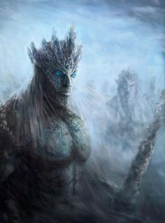 white walkers aka the others {a song of ice and fire}
