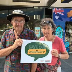 This is the last Mothers Day where blood & urine tests Xrays ultrasounds and even Pap smears won't require your credit card or your cash in hand. Your idea of a happy Mothers Day Malcolm Turnbull? Medicare ... there for mums for life ... leave alone Malcolm Turnbull.